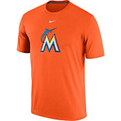 Nike Men's Miami Marlins Dri-FIT Legend T-Shirt