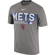 Nike Men's New York Mets Dri-FIT Authentic Collection Legend T-Shirt