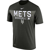 Nike Men's New York Mets Dri-FIT Authentic Collection Memorial Day Legend T-Shirt