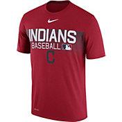 Nike Men's Cleveland Indians Dri-FIT Authentic Collection Legend T-Shirt