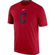 51c9cf8c3 Product Image · Nike Men s Cleveland Indians Dri-FIT Legend T-Shirt