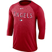 Nike Men's Los Angeles Angels Dri-FIT Authentic Collection Legend Three-Quarter Sleeve Shirt