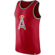 Nike Men's Los Angeles Angels Wordmark Tank Top