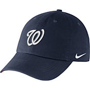 Nike Men's Washington Nationals 4th of July Dri-FIT Heritage 86 Stadium Adjustable Hat