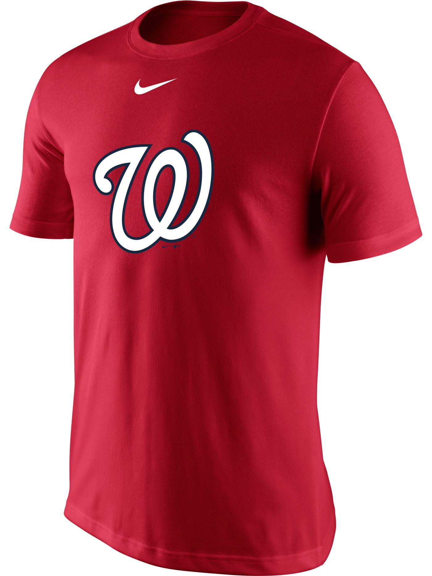 Nike Men's Washington Nationals Dri-FIT Legend T-Shirt