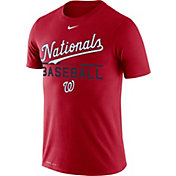 Nike Men's Washington Nationals Practice T-Shirt