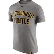 Nike Men's Pittsburgh Pirates Dri-Blend DNA T-Shirt