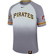 Nike Men's Pittsburgh Pirates Dri-FIT Raglan Legend T-Shirt