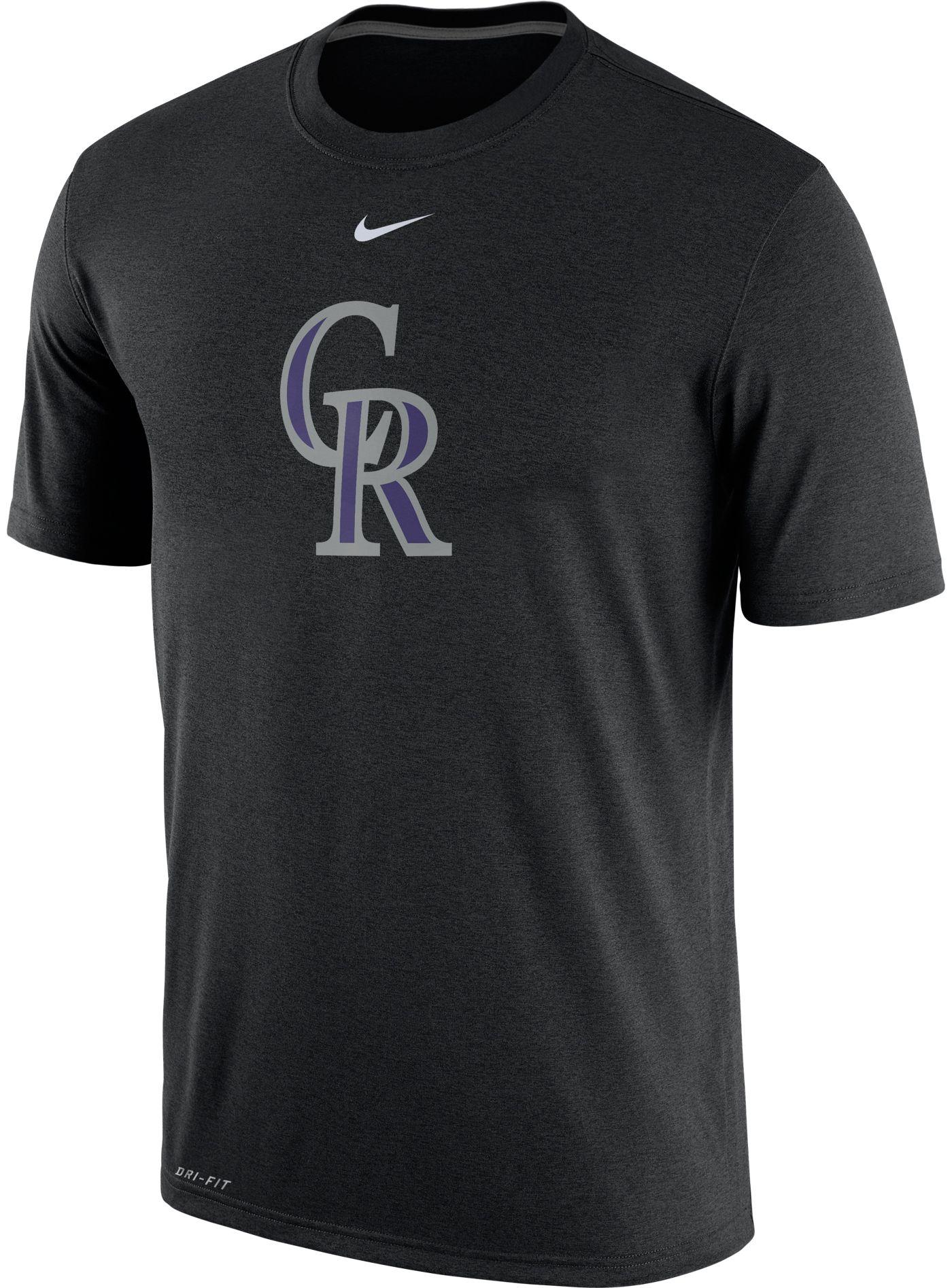 Nike Men's Colorado Rockies Dri-FIT Legend T-Shirt