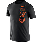 Nike Men's Baltimore Orioles Local Home Black T-Shirt