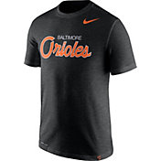 Nike Men's Baltimore Orioles Dri-FIT Script T-Shirt