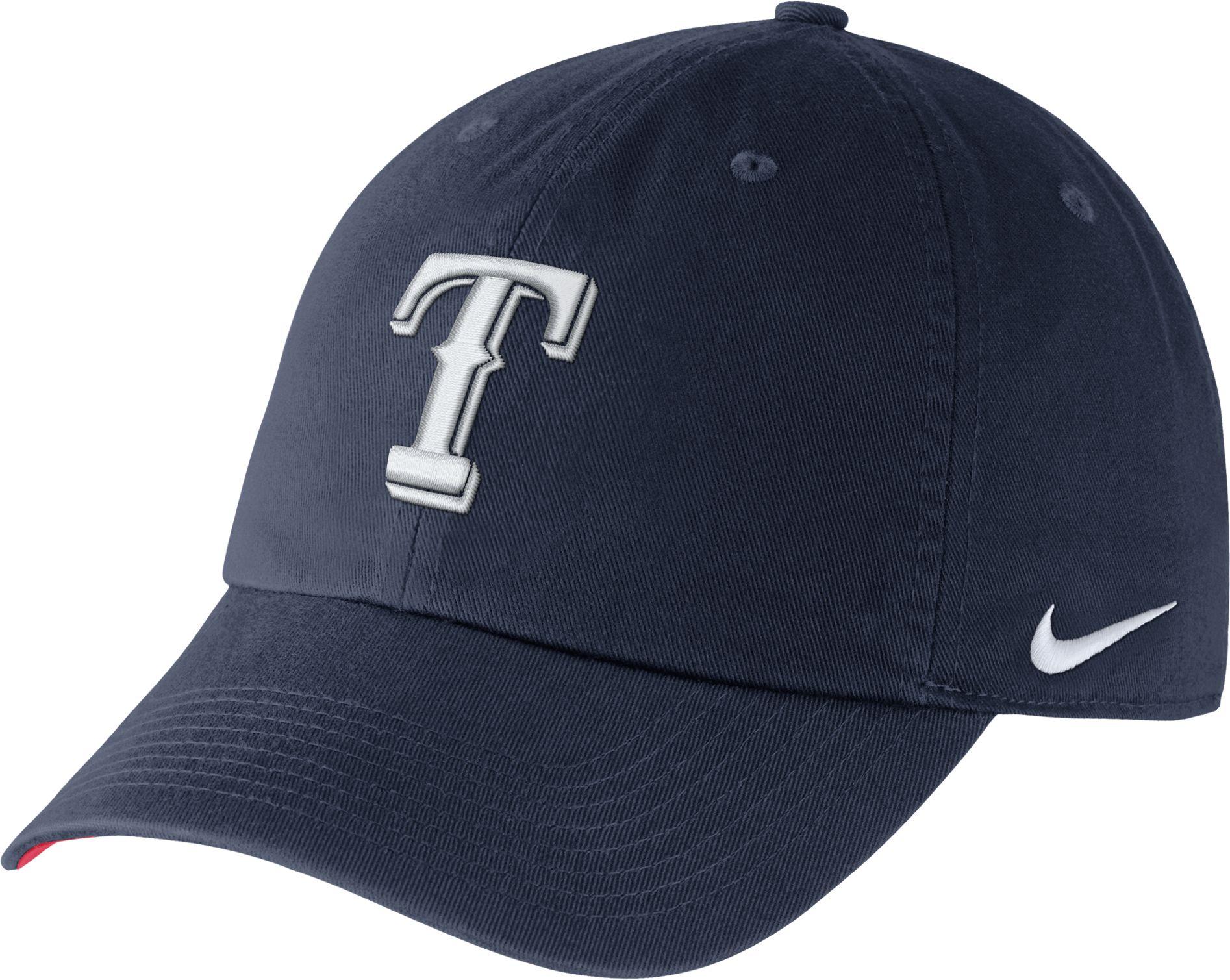 huge discount 99494 e7b68 ... cheap nike mens texas rangers 4th of july dri fit heritage 86 stadium  adjustable hat b24a8
