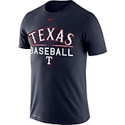 Nike Men's Texas Rangers 4th of July Practice T-Shirt