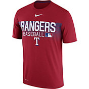 Nike Men's Texas Rangers Dri-FIT Authentic Collection Legend T-Shirt