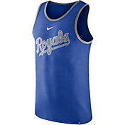 Nike Men's Kansas City Royals Wordmark Tank Top