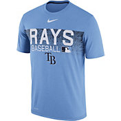 Nike Men's Tampa Bay Rays Dri-FIT Authentic Collection Legend T-Shirt