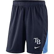 Nike Men's Tampa Bay Rays Franchise Knit Shorts