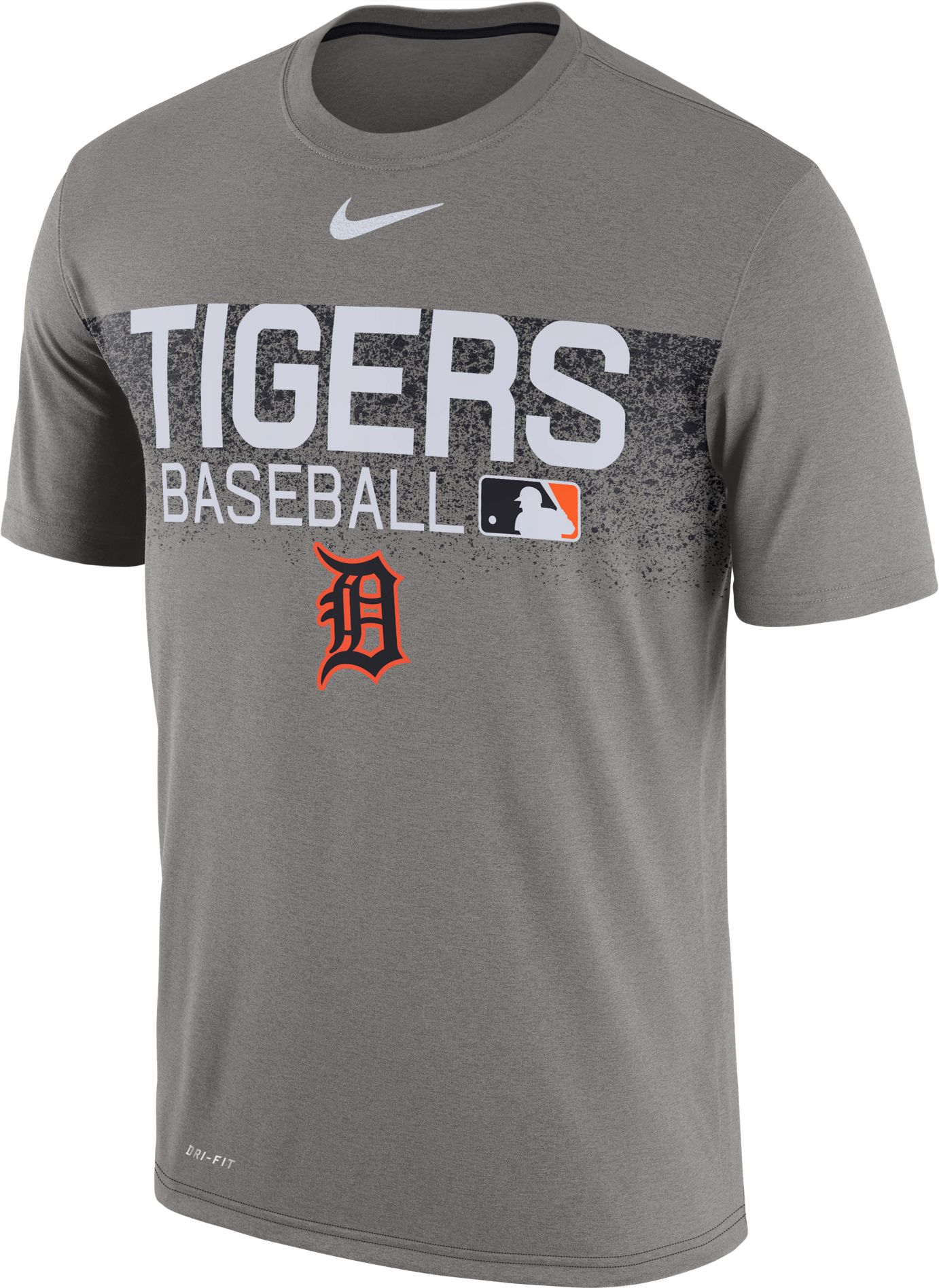 Nike Men s Detroit Tigers Dri-FIT Authentic Collection Legend T-Shirt.  noImageFound eb7deeb76