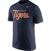 Nike Men's Detroit Tigers Dri-FIT Script T-Shirt