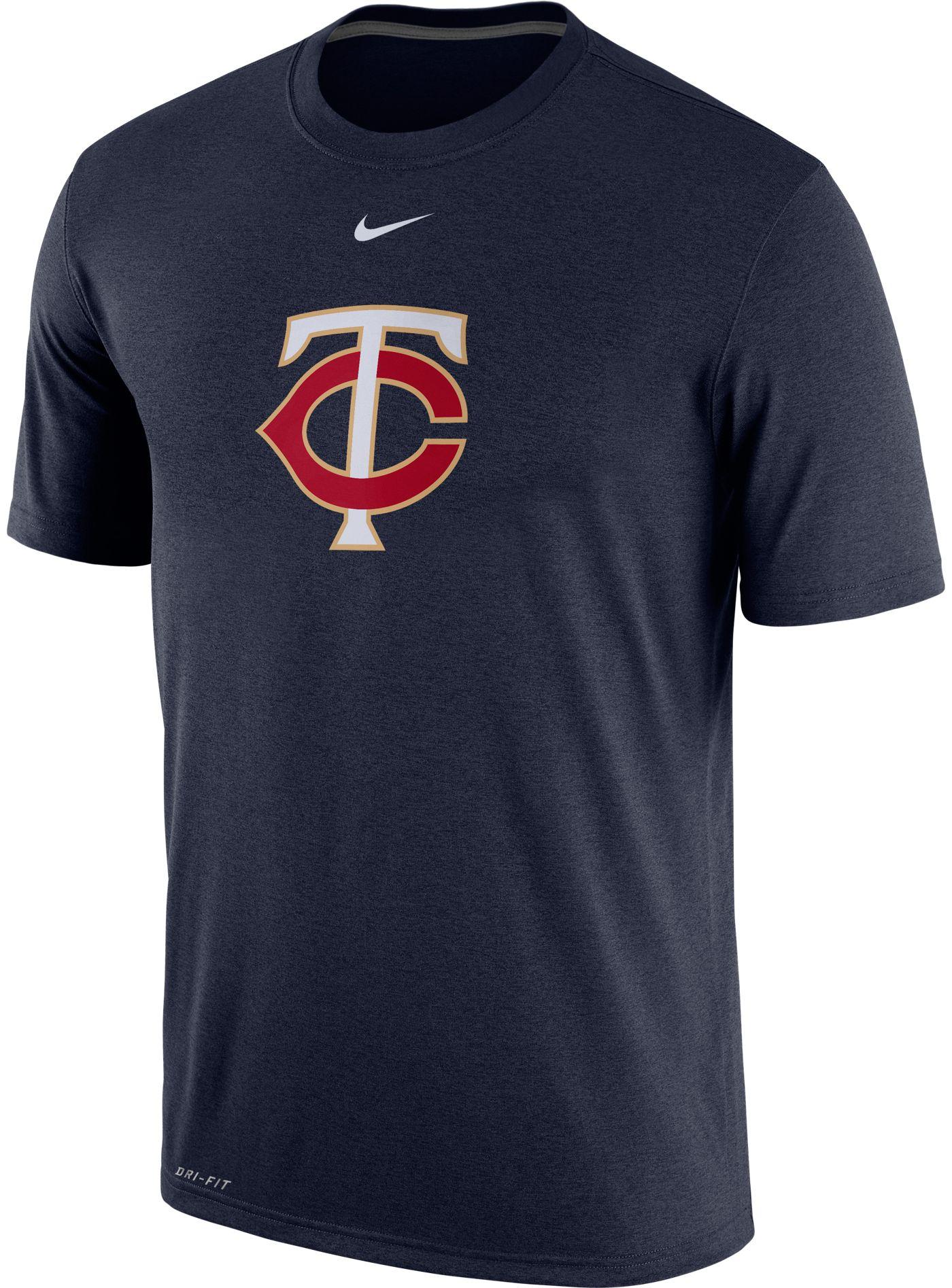 Nike Men's Minnesota Twins Dri-FIT Legend T-Shirt