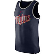 Nike Men's Minnesota Twins Wordmark Tank Top