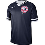 Nike Men's New York Yankees Cooperstown V-Neck Pullover Jersey