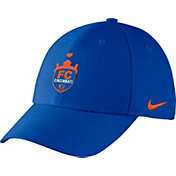 Nike Men's FC Cincinnati Crest Structured Royal Flex Hat