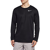 956e2a06 Product Image Nike Men's Breathe Long Sleeve Running T-Shirt