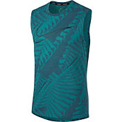 Nike Men's Breathe Sleeveless Running Shirt