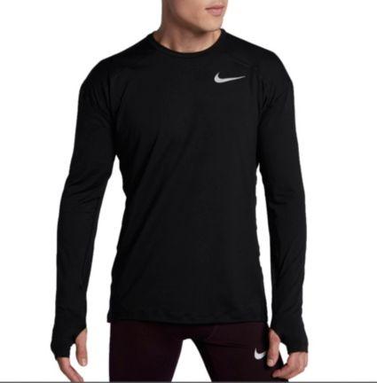 Nike Men s Dry Element Long Sleeve Running Shirt. noImageFound 7f5d6aaa9