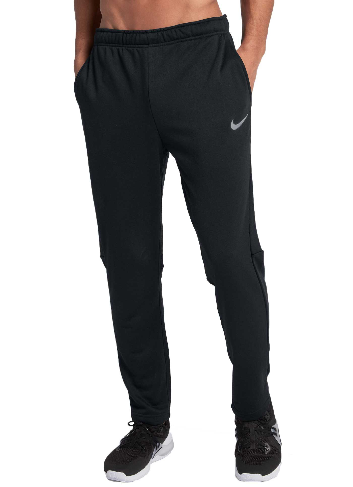 Nike Men's Dry Regular Fleece Pants (Regular and Big & Tall)
