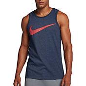 Nike Men's Dry Americana Sleeveless Graphic Shirt