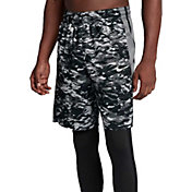 Nike Men's Elite Stripe Plus Basketball Shorts