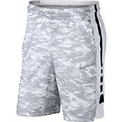 Nike Men's Elite Stripe Plus Basketball Shorts