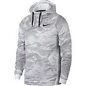 Nike Men's Therma Storm Printed Hoodie