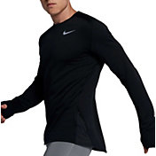 Nike Men's Therma Sphere Element Long Sleeve Crew Running Shirt