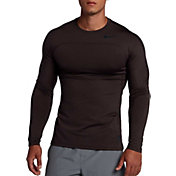 Nike Men's Pro HyperWarm Long Sleeve Fitted Shirt