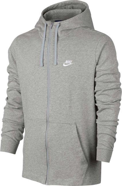 Nike Men s Sportswear Full-Zip Hoodie. noImageFound c66d55b58