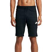Nike Men's Sportswear Advance 15 Knit Sweatshorts