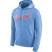 Nike Men's Chicago Bulls City Edition Club Pullover Hoodie