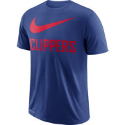 Nike Men's Los Angeles Clippers Dri-FIT Legend Royal T-Shirt