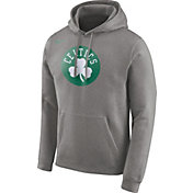 Nike Men's Boston Celtics Club Grey Pullover Hoodie
