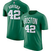 Nike Men's Boston Celtics Al Horford #42 Dri-FIT Kelly Green T-Shirt