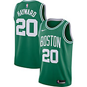 Nike Men's Boston Celtics Gordon Hayward #20 Kelly Green Dri-FIT Swingman Jersey