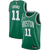 Nike Mens Boston Celtics Kyrie Irving  11 Kelly Green Dri-FIT Swingman  Jersey 08de840a26f