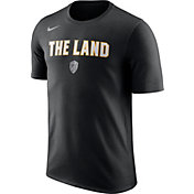 Nike Men's Cleveland Cavaliers Dri-FIT City Edition Logo T-Shirt