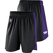 Nike Men's Sacramento Kings Dri-FIT Black Practice Shorts