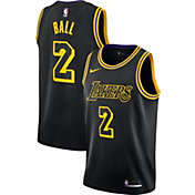 Nike Men's Los Angeles Lakers Lonzo Ball Dri-FIT City Edition Swingman Jersey