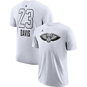Jordan Men's 2018 NBA All-Star Game Anthony Davis Dri-FIT White T-Shirt