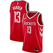 bb06b4143c8 Product Image · Nike Men s Houston Rockets James Harden  13 Red Dri-FIT  Swingman Jersey